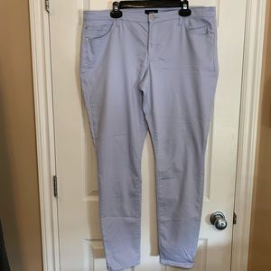R Jeans in a baby blue colour